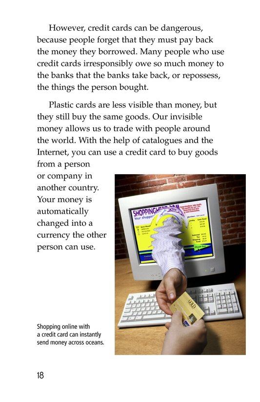 Book Preview For Money, Money, Money Page 18
