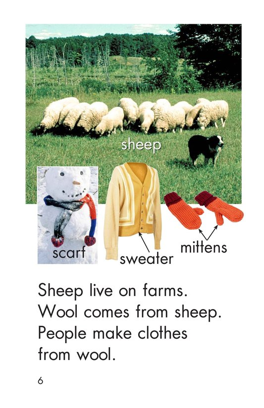 Book Preview For All Kinds of Farms Page 6