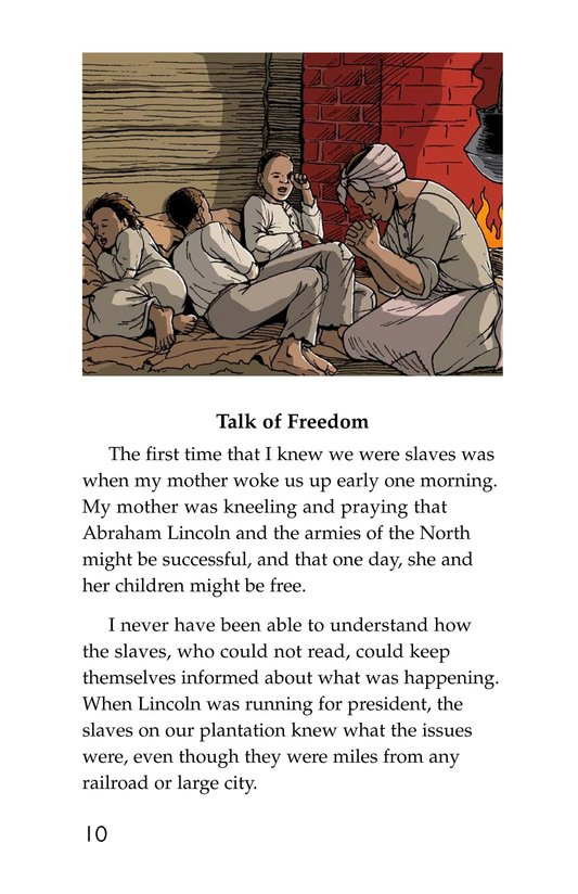 Book Preview For Up From Slavery Page 10