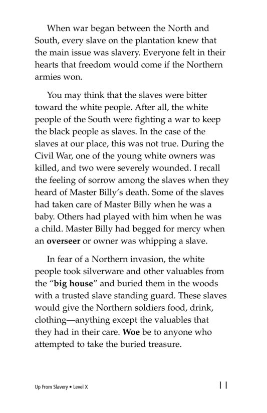 Book Preview For Up From Slavery Page 11