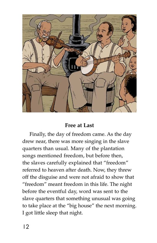 Book Preview For Up From Slavery Page 12