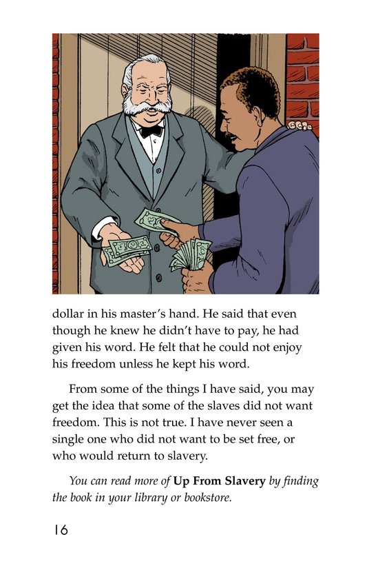 Book Preview For Up From Slavery Page 16