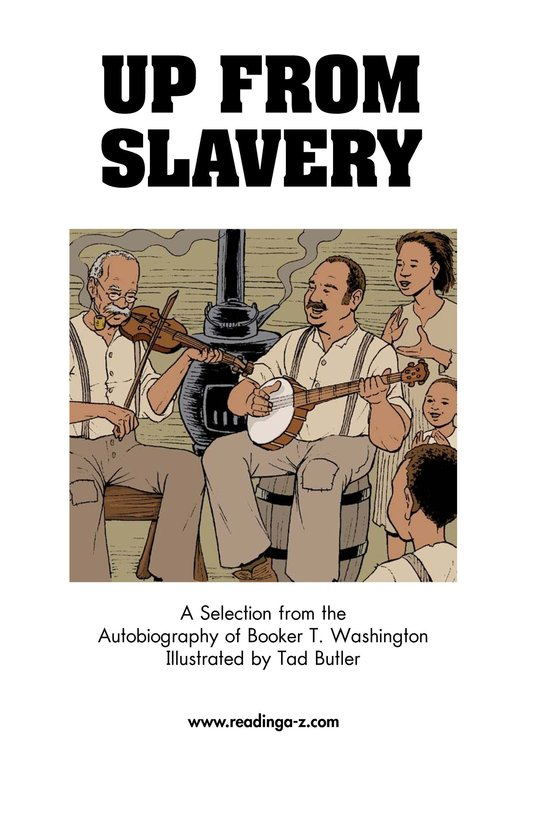 Book Preview For Up From Slavery Page 2