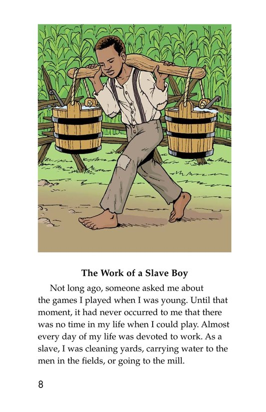 Book Preview For Up From Slavery Page 8