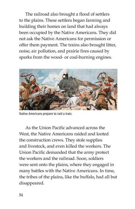 Book Preview For The Transcontinental Railroad Page 14