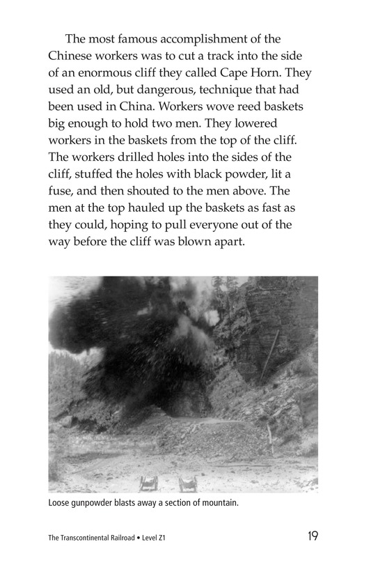 Book Preview For The Transcontinental Railroad Page 19
