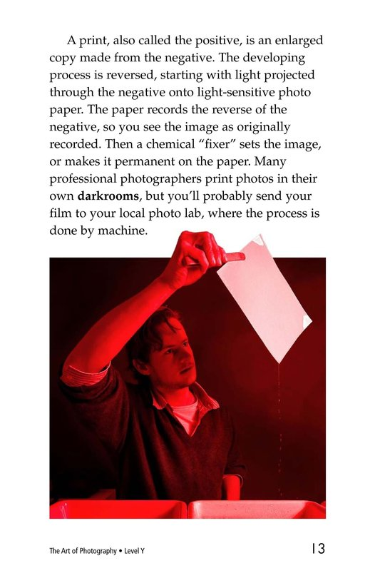 Book Preview For The Art of Photography Page 13