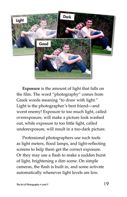 Book Preview For The Art of Photography Page 19