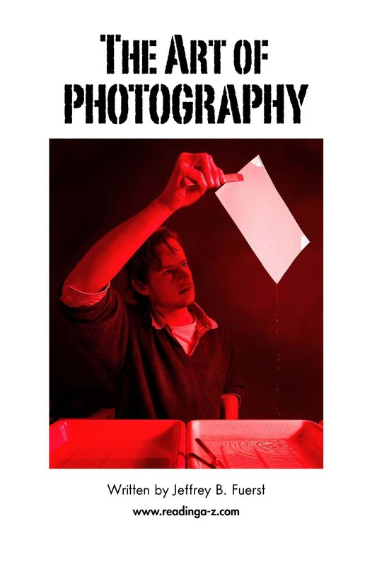 Book Preview For The Art of Photography Page 2