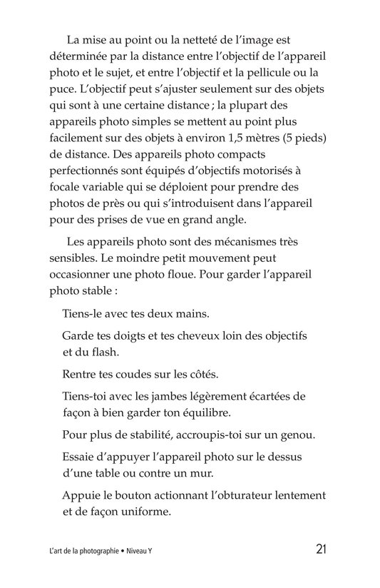 Book Preview For The Art of Photography Page 21