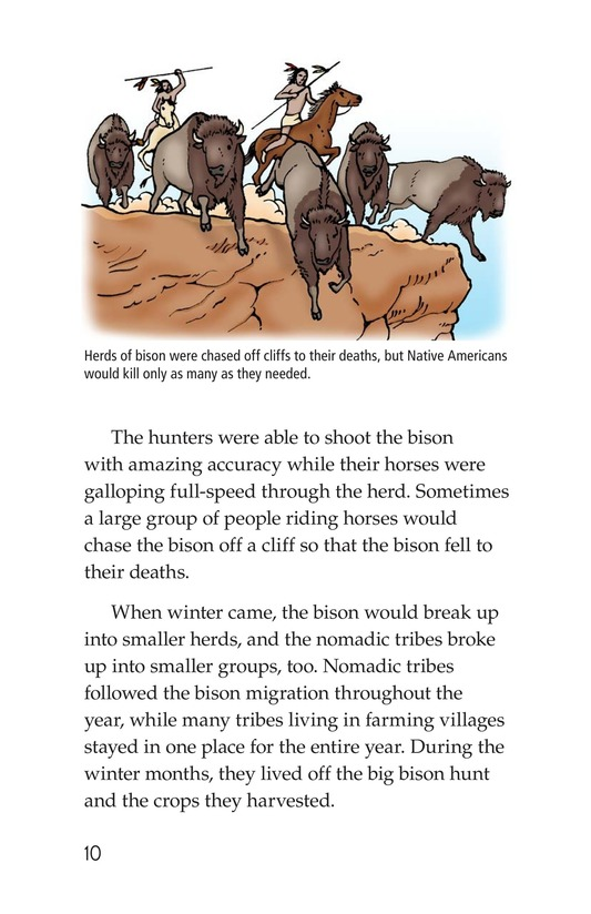 Book Preview For Native Americans of the Great Plains Page 10