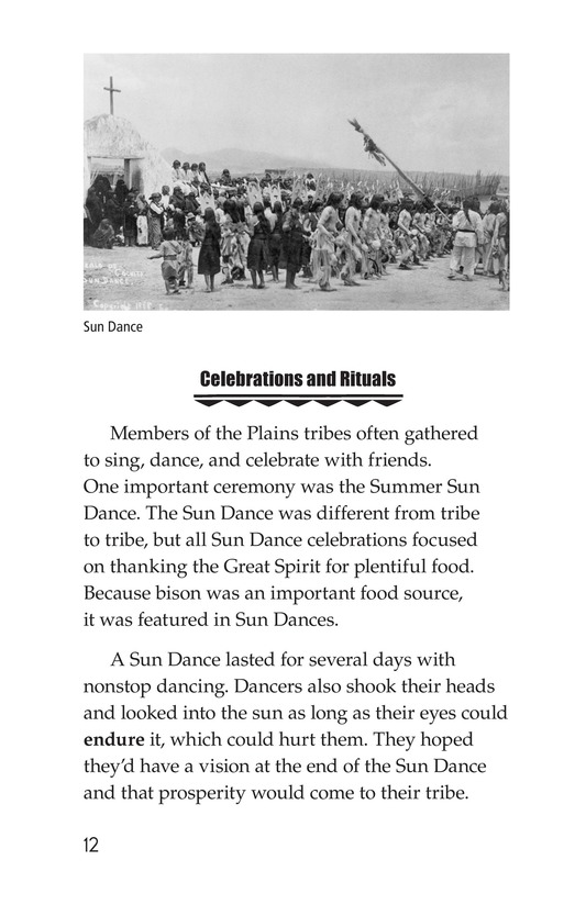 Book Preview For Native Americans of the Great Plains Page 12