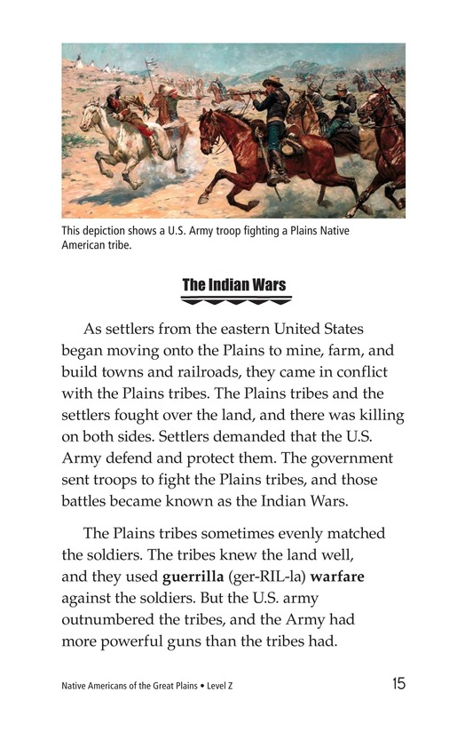 Book Preview For Native Americans of the Great Plains Page 15