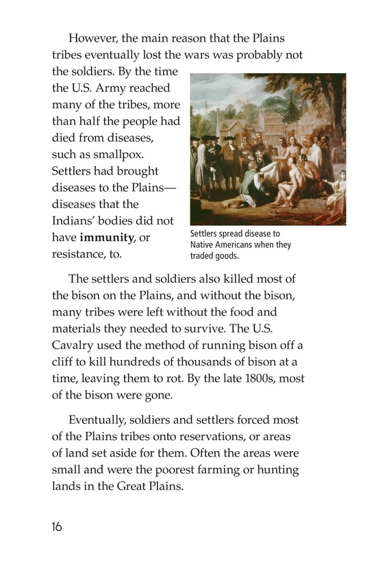 Book Preview For Native Americans of the Great Plains Page 16