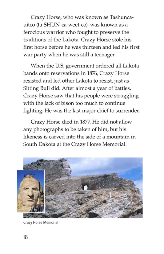 Book Preview For Native Americans of the Great Plains Page 18