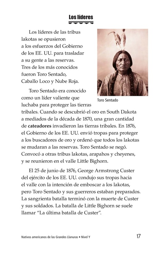 Book Preview For Native Americans of the Great Plains Page 17