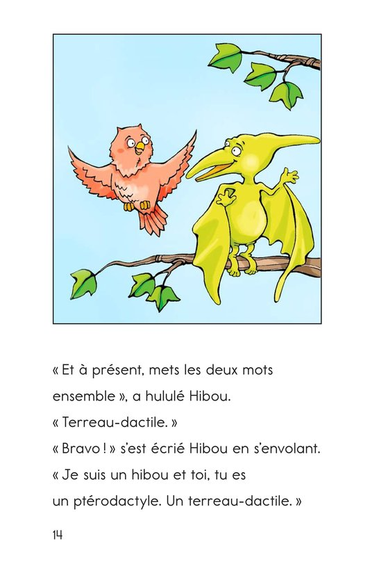 Book Preview For Can You Say Pterodactyl? Page 14