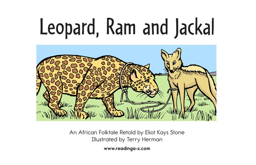Book Preview For Leopard, Ram, and Jackal Page 2