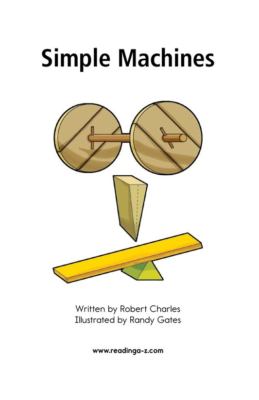 Book Preview For Simple Machines Page 2
