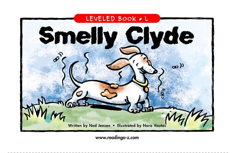 Book Preview For Smelly Clyde Page 1