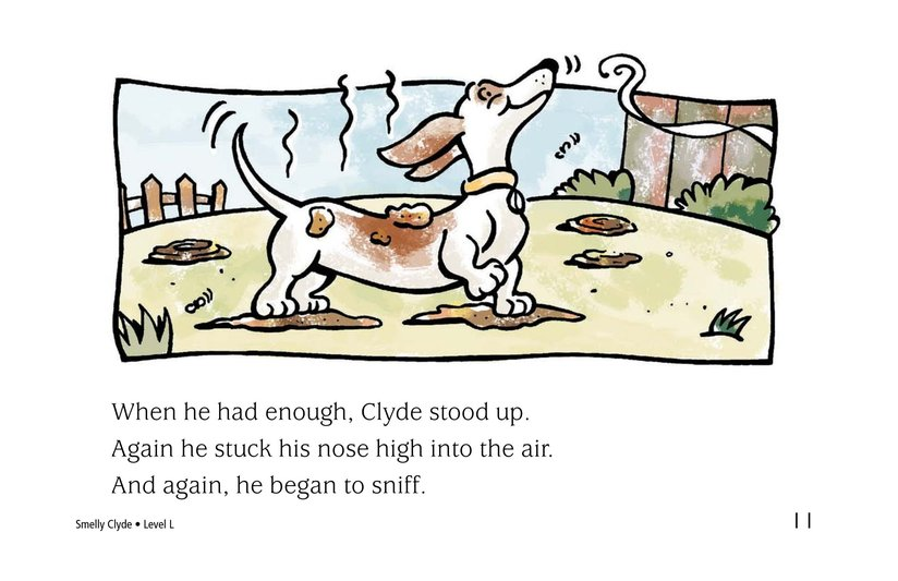 Book Preview For Smelly Clyde Page 11