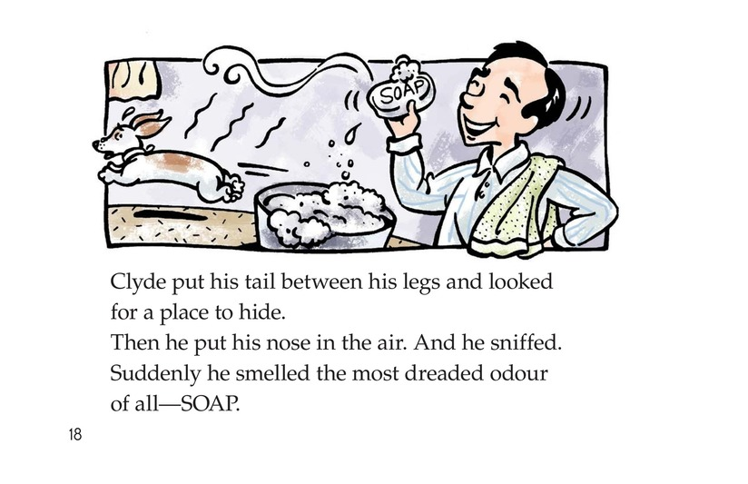 Book Preview For Smelly Clyde Page 18