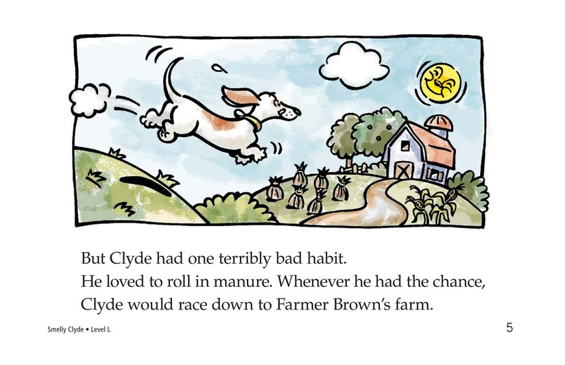 Book Preview For Smelly Clyde Page 5