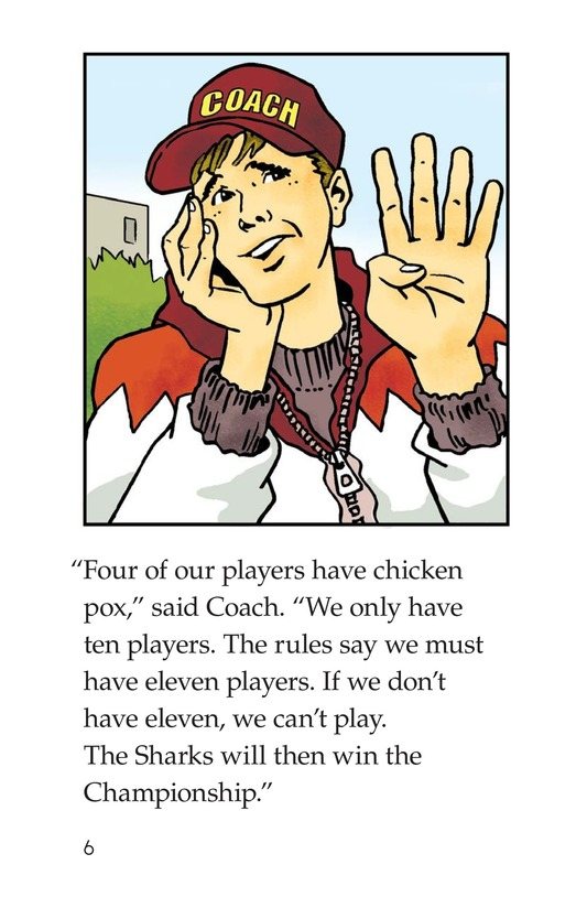 Book Preview For Jessica Loves Soccer Page 6