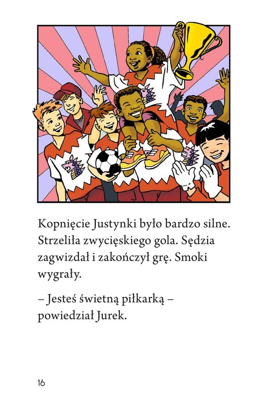 Book Preview For Jessica Loves Soccer Page 16