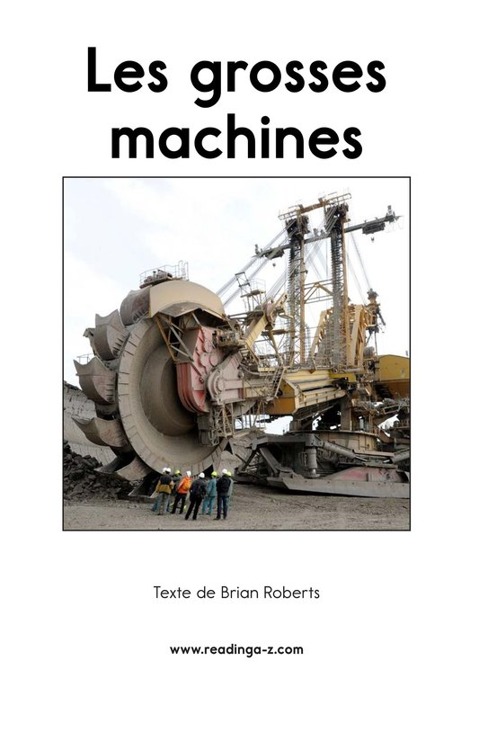 Book Preview For Big Machines Page 2