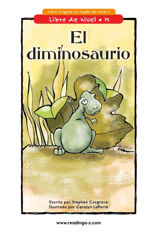 Book Preview For The Tinosaur Page 1