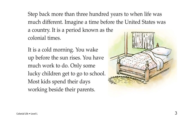 Book Preview For Colonial Life Page 3