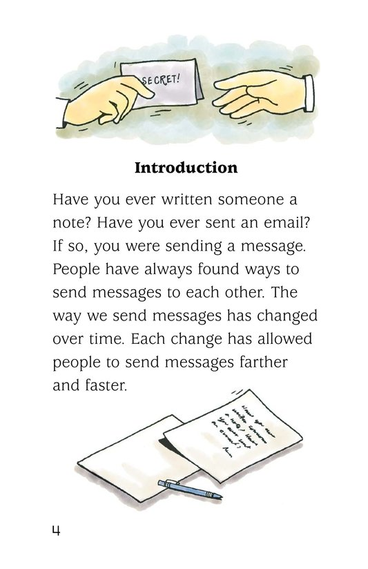 Book Preview For Sending Messages Page 4