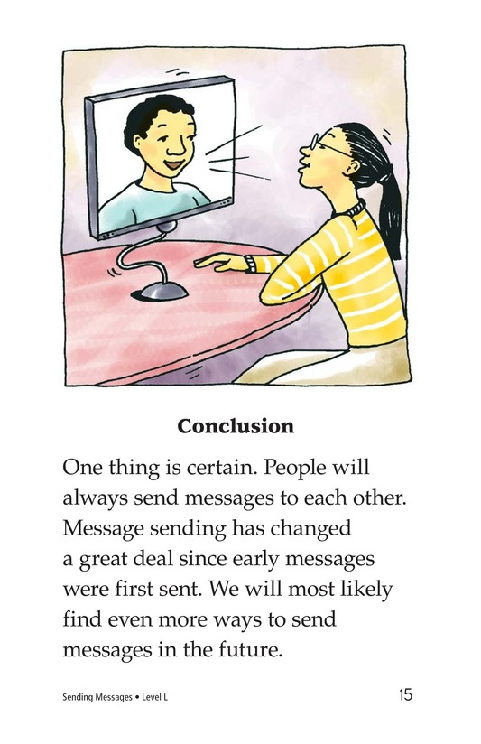 Book Preview For Sending Messages Page 15