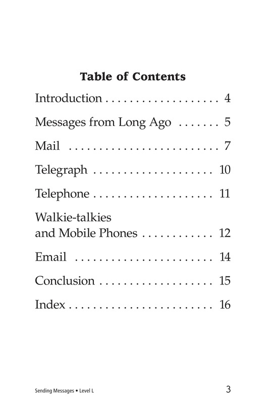 Book Preview For Sending Messages Page 3