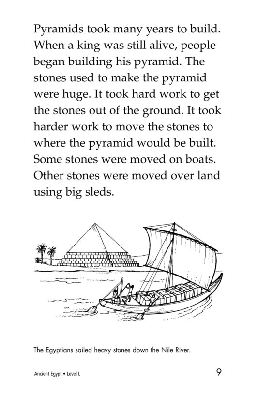 Book Preview For Ancient Egypt Page 9