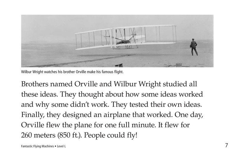 Book Preview For Fantastic Flying Machines Page 7