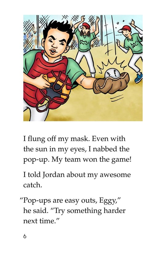 Book Preview For Eggy's Easy Out Page 6
