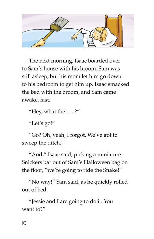 Book Preview For Wheeling the Snake Page 10