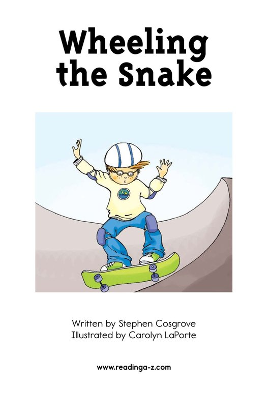 Book Preview For Wheeling the Snake Page 2
