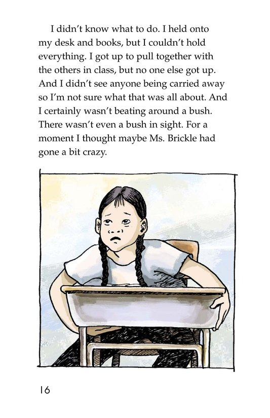Book Preview For The Trouble with English Page 16