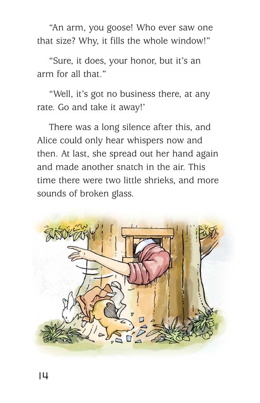 Book Preview For A Selection From Alice in Wonderland Page 14