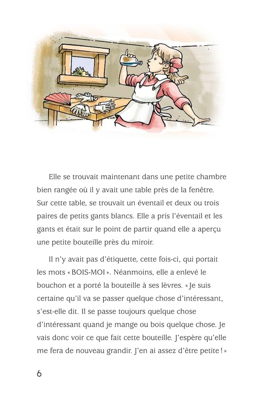 Book Preview For A Selection From Alice in Wonderland Page 6