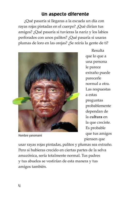 Book Preview For The Yanomami: Deep in the Amazon Page 4