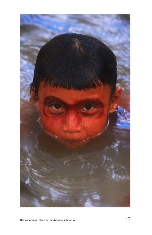 Book Preview For The Yanomami: Deep in the Amazon Page 15
