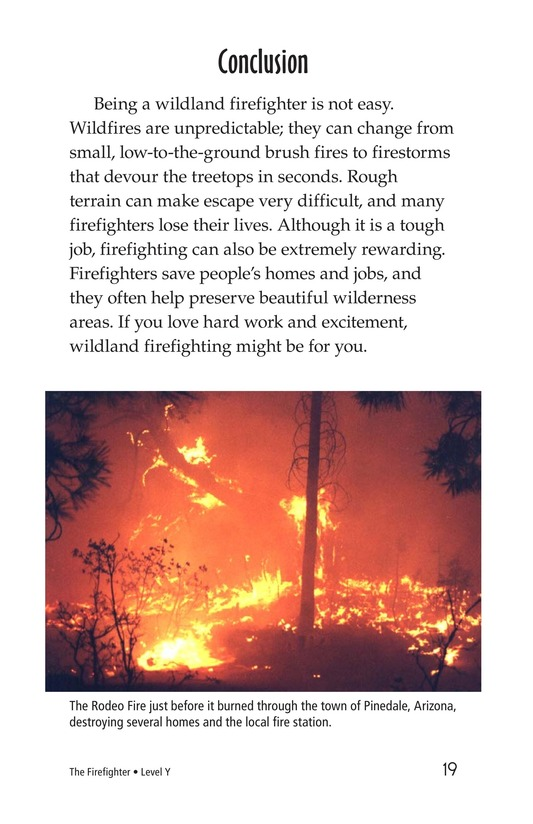 Book Preview For The Firefighter Page 19