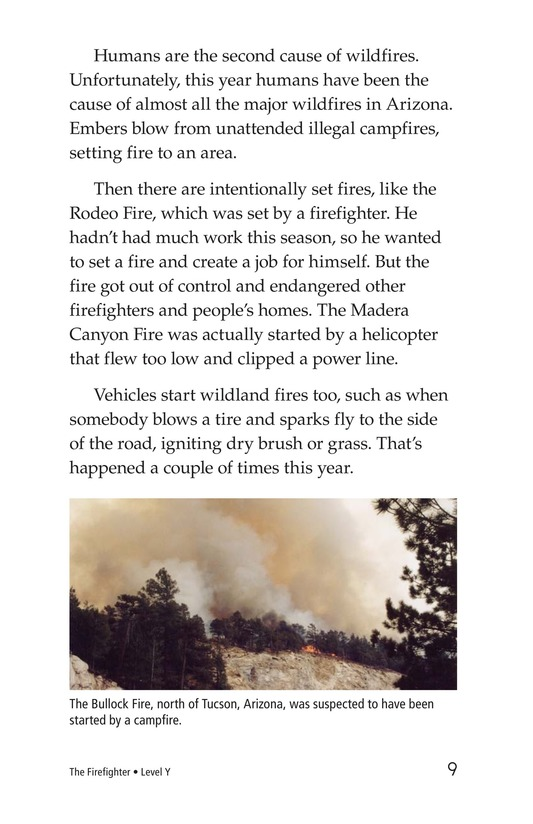 Book Preview For The Firefighter Page 9