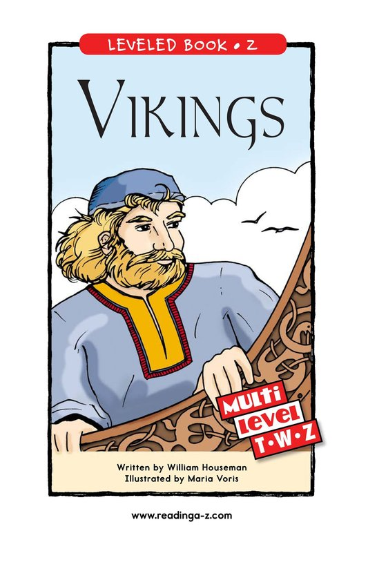 Book Preview For Vikings Page 1