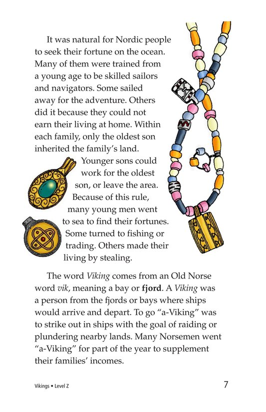 Book Preview For Vikings Page 7