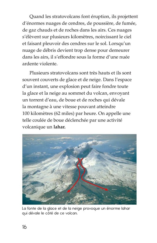 Book Preview For Volcanoes Page 16